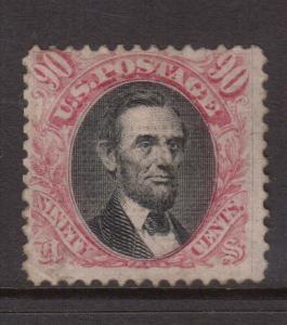 USA #122 Mint