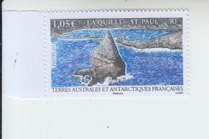 2018 FSAT Fr Antarctic Keel St Paul (Scott 581) MNH