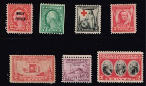 US STAMP 20TH US MINT  STAMPS COLLECTION LOT  #2