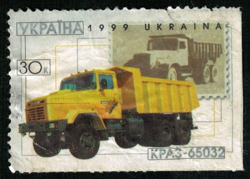Dump truck KRAZ - 65032 (Т-4513)