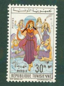 Tunisia 417 MH BIN $1.40
