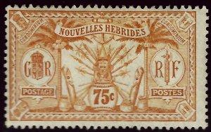 New Hebrides Attractive SC#29 Mint F-VF...Grab a Bargain!