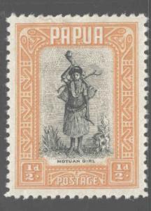 Papua Scott 94 MH* 1932 stamp