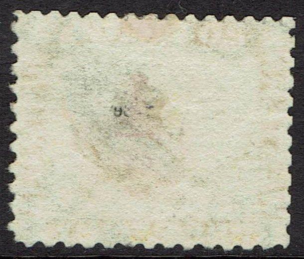 WESTERN AUSTRALIA 1884 SWAN 1/2 ON 1D PERF 12 USED