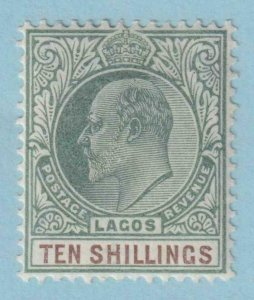 LAGOS 59  MINT HINGED OG * NO FAULTS EXTRA FINE !