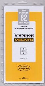 Scott Black Mounts 40,57,61,63,66,80,82,89