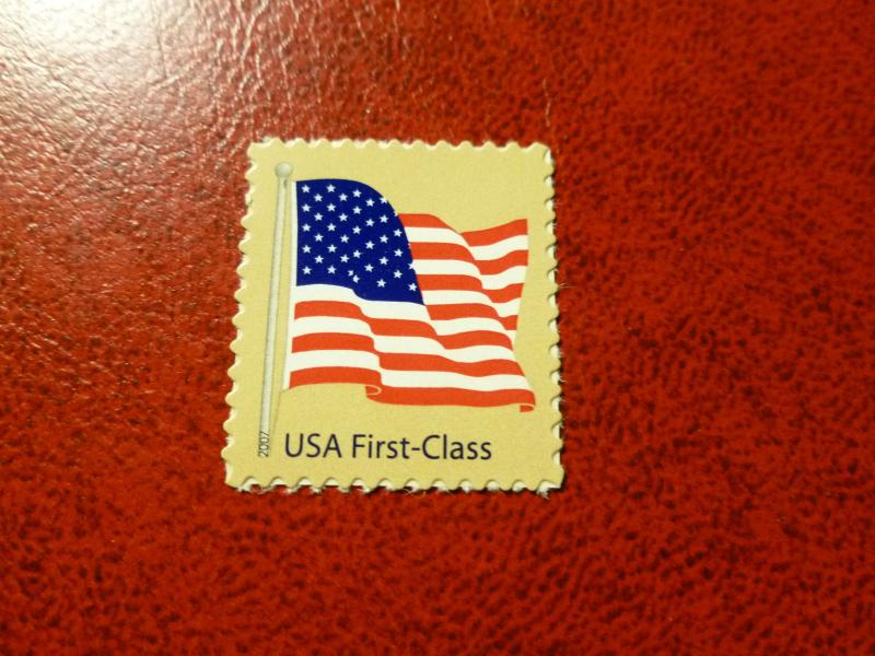 United States Scott 4130 The First Class Flag Stamp Mint