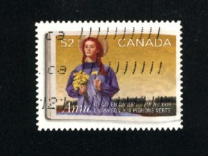 Canada #2277  -2  used  VF 2008 PD