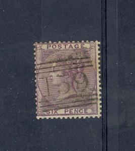 Great Britain Scott 27