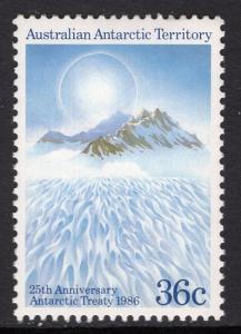 Australian Antarctic Territory L75 MNH VF