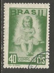 BRAZIL 682 VFU O412-3