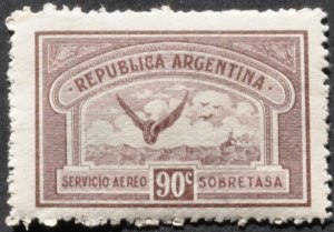 DYNAMITE Stamps: Argentina Scott #C14 – MINT
