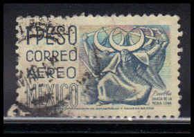 Mexico Used Very Fine ZA5563