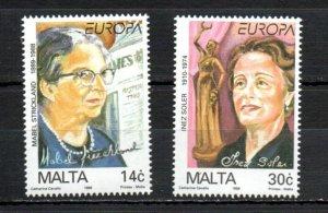 Malta 886-887 MNH