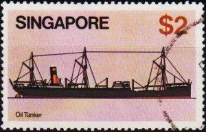 Singapore. 1980 $2 S.G.374 Fine Used