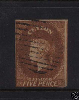 Ceylon #6 Used