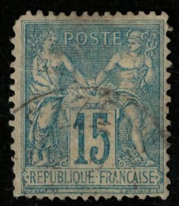 France, 15f (T-5922)