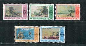 Trinidad & Tobago #262-6 MNH - Make Me An Offer