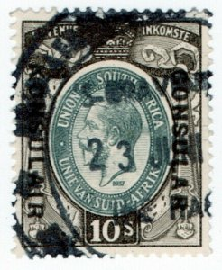 (I.B) South Africa Revenue : Consular 10/-
