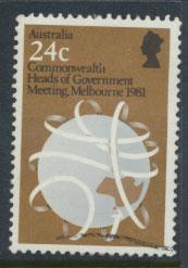Australia SG 831 - Used