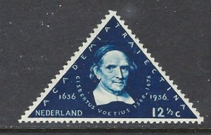 Netherlands 205 MH 1936 issue (ap6953)