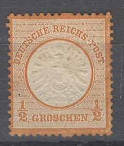 COLLECTION LOT # 2051 GERMANY  #16 MH 1872 CV=$37.50