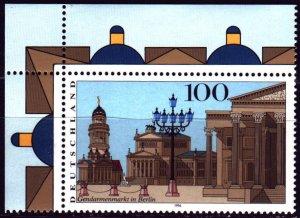 Germany. 1996. 1877. Berlin city. MNH.