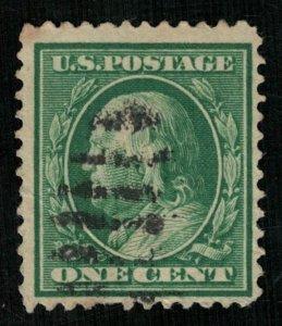 USA, Franklin, 1 cent,  (3261-Т)
