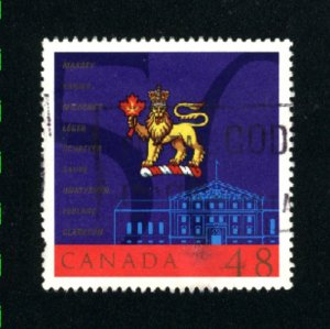 Canada #1940  -3  used VF 2002 PD