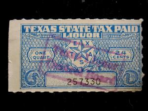 US/TEXAS - # L25 - USED - CAT VAL $20.00
