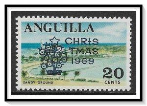 Anguilla #79 Christmas MH