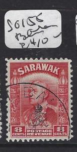SARAWAK (P2708B)  8C ROYAL CYPHER SG 155  BARAM  CDS  VFU