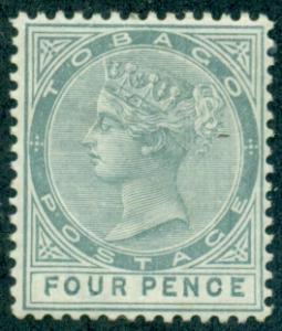 Tobago #20 MNH  Scott $9.50