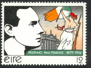 IRELAND 1979 Patrick Henry Pearse EASTER REBELLION Issue Sc 460 MNH