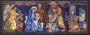 PITCAIRN ISLANDS SG331a 1988 CHRISTMAS  FINE USED