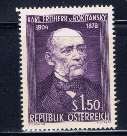Austria 592 NH 1954 Issue