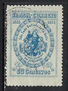 BRAZIL 705 VFU Z1086-4
