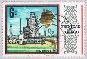 Trinidad & Tobago 147 Used Oil Refinery 1969 (BP31223)