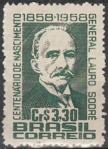 Brazil #885 MNH (S2887L)