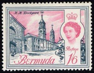 Bermuda #185A H.M. Dockyard; MNH (4Stars)