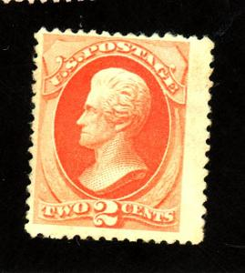 183 MINT F-VF No Gum Cat $40