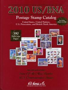 Harris 2010 U.S. & British North America Catalog - Used & in Excellent Condition