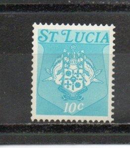 St. Lucia 335 MNH