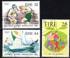 Ireland #854-6  F-VF Used  CV $3.90 (X5543)