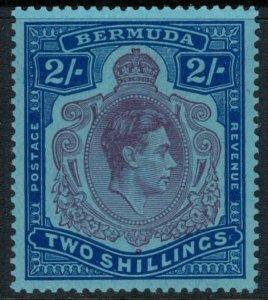 Bermuda #123b*  CV $9.25