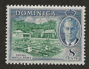 DOMINICA SC# 129   VF/MNH