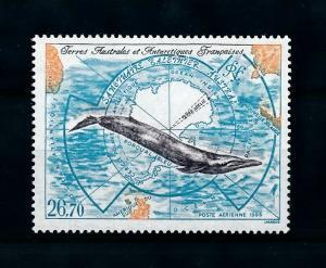 [99465] TAAF 1996 Marine Life Blue whale Airmail MNH