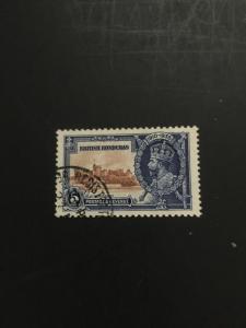 British Honduras #110 Used