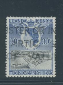 Kenya, Uganda, Tanzania 108  F-VF  Used  cjr