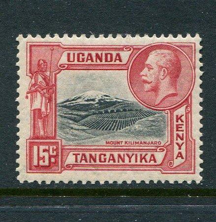 Kenya Uganda #49 Mint